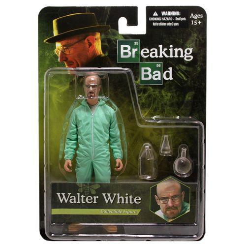 Walter White - Heisenberg - Mezco