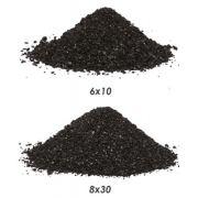 Carvão ativado 8x30 mesh - saco 25kg
