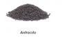 Carvão Antracito ou Antracitoso - granulometria 0,8 a 1,0mm: saco 25kg