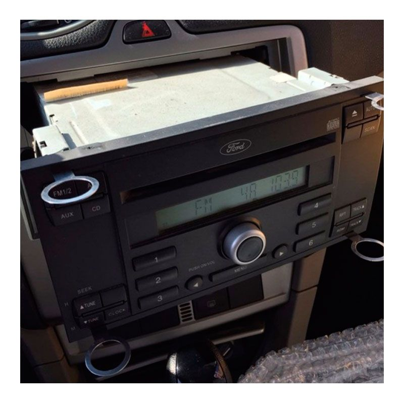 Ferramenta Remoção Rádio Audi Ford Mercedes Volkswagen