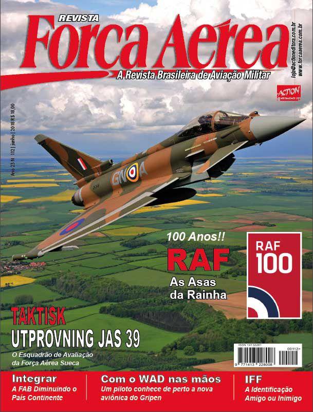 Revista Força Aérea # 112  - Action Editora