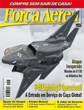 Revista Força Aérea # 113  - Action Editora