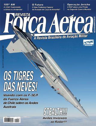Revista Força Aérea #114  - Action Editora