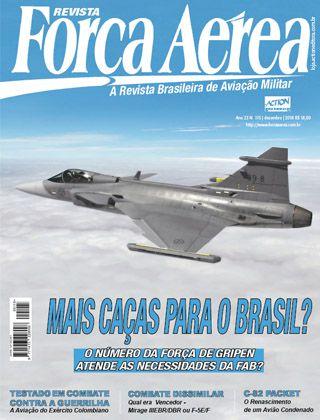 Revista Força Aérea #115  - Action Editora