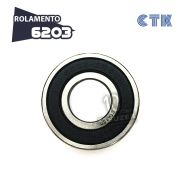 Rolamento 6203 C3 - CTK