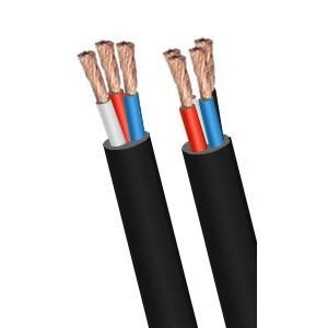 Cabo Elétrico PP com plug Injetado 750V 2.0 X 1.50 X 4,85 Mts Pacote com 10 PEÇAS