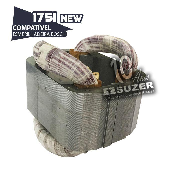 Bobina para Esmerilhadeira Bosch 1751 novo GWS 22- 180