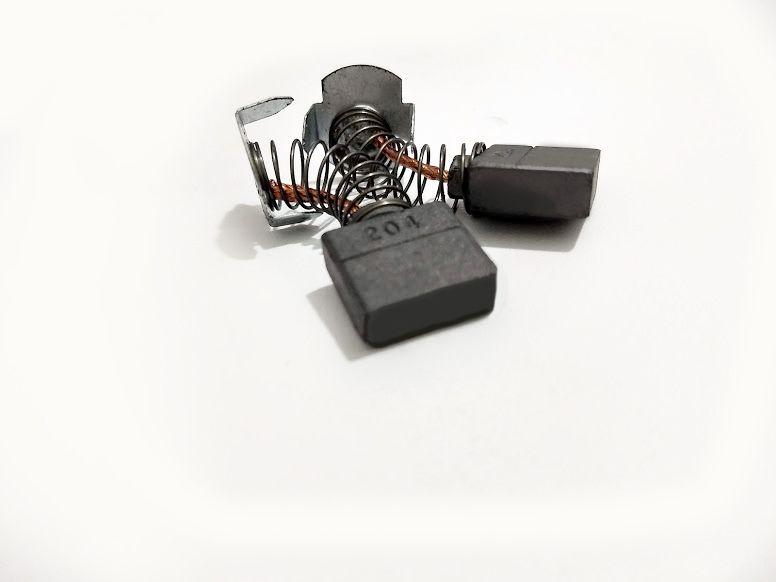 Escova de Carvão Esmerilhadeira Makita GA7020 SZ120A (10 PARES)