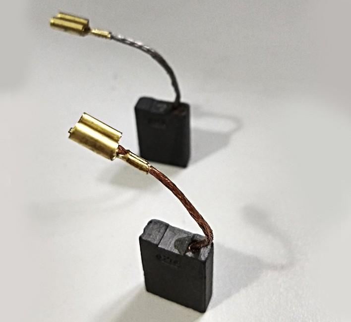 Escova de Carvão lixadeira Bosch 1751,1351 SZ95AB