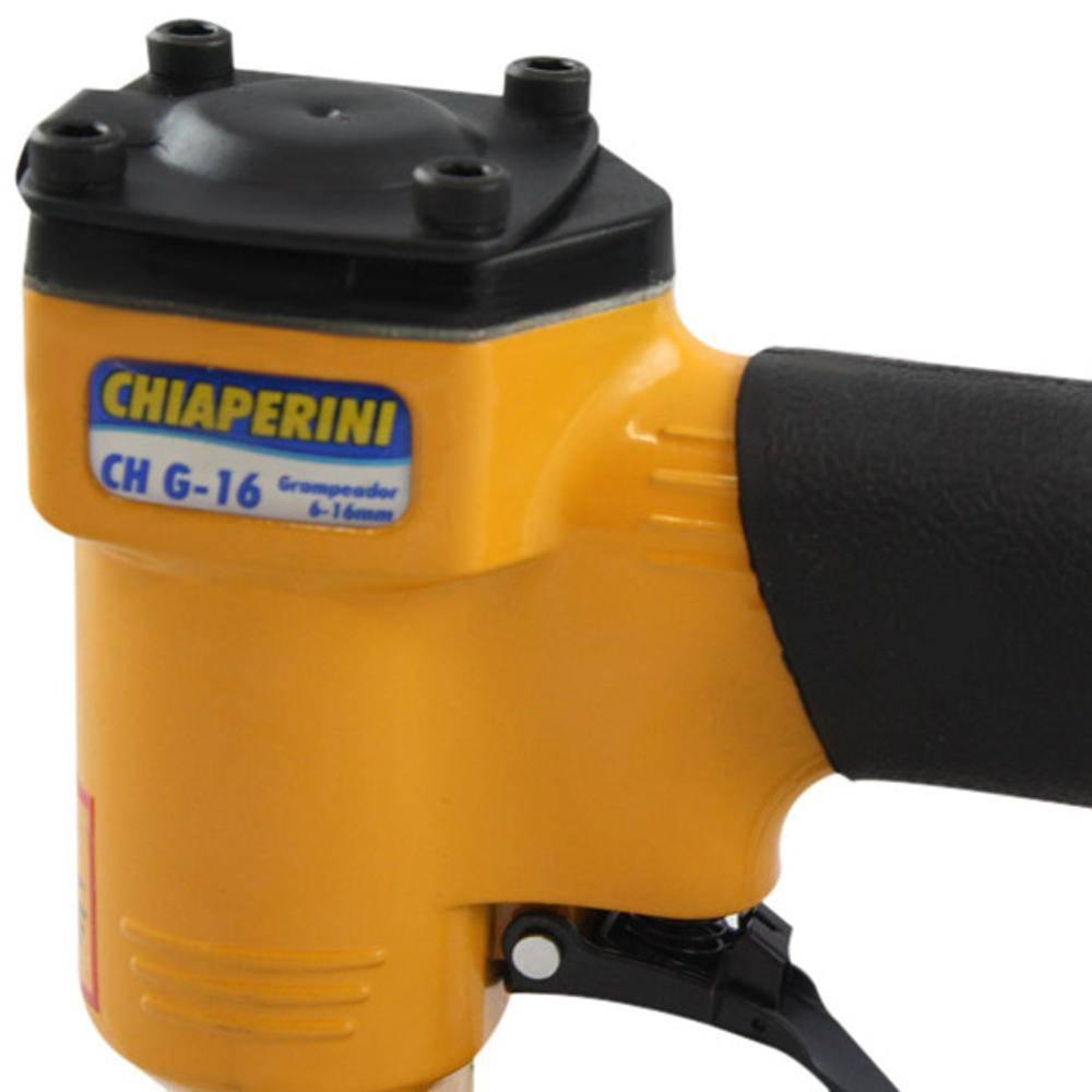 Grampeador Pneumático Chiaperini - CH G-16