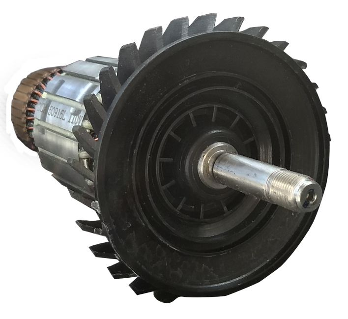 Induzido Bosch para Esmerilhadeira 1751 110V Importada