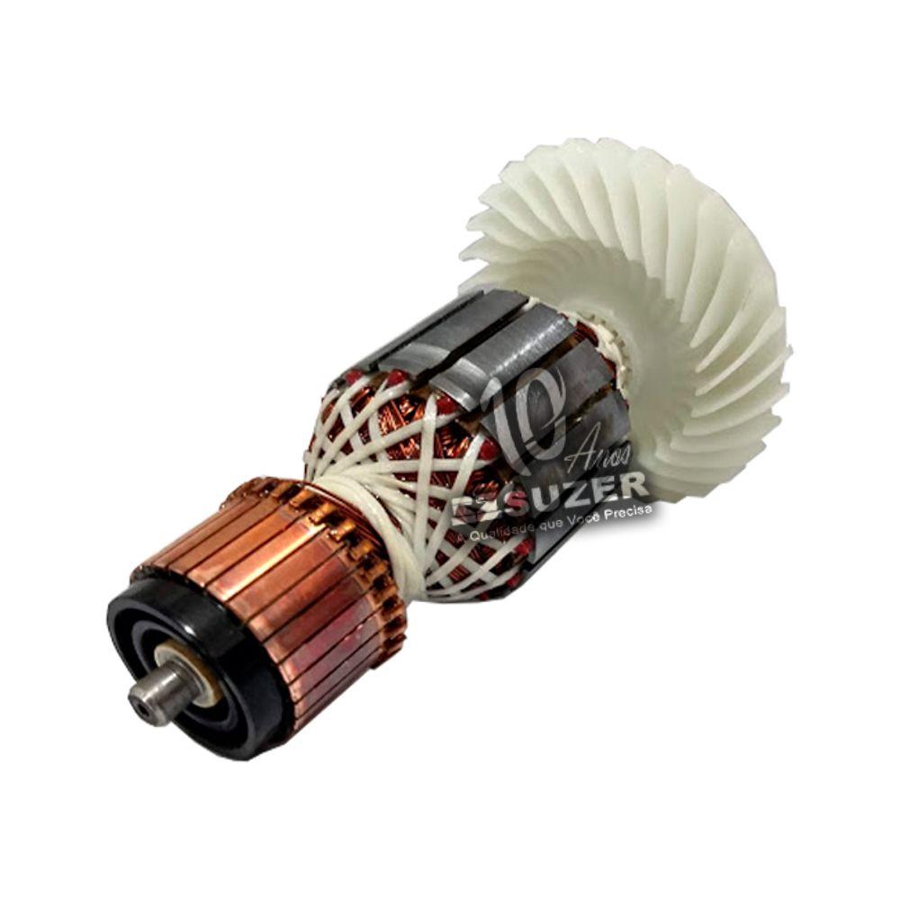 Induzido para Lixaddeira/ Esmerilhadeira Bosch  1751 Novo  GWS 22-180