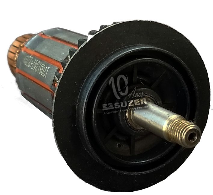 Induzido para Lixadeira/ Esmerilhadeira Bosch  1323.0 GWS12 U