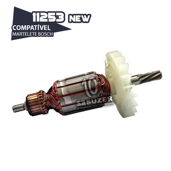 Induzido para Martelete Bosch  11253 novo GBH 2-24D