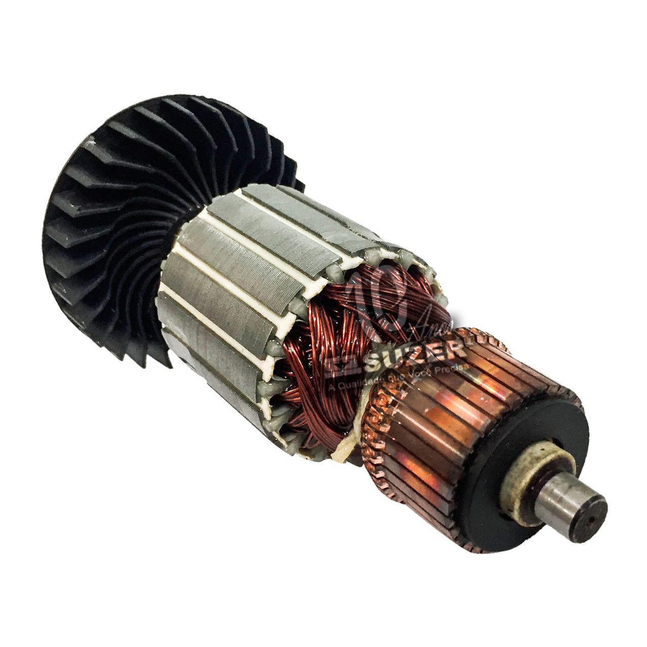 Induzido para Esmerilhadeira Makita GA7020/9020/MGA700