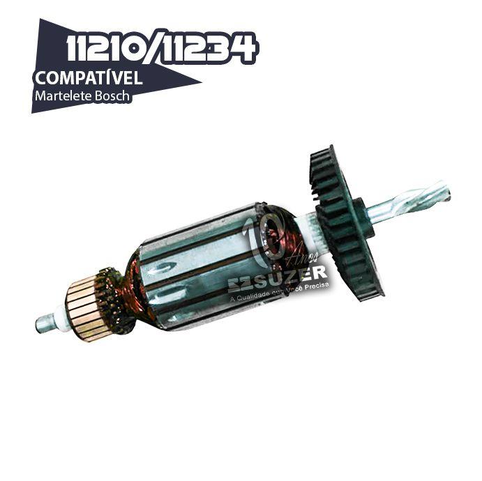Induzido para Marteletes Bosch 11210/ 11234 GBH 2-20