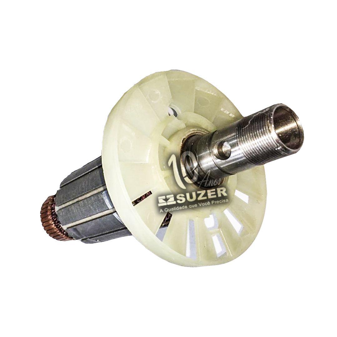 Induzido para Tupia 12mm Makita - 3612 BR