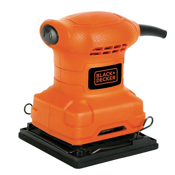 LIXADEIRA ORBITAL BLACK DECKER 1/4