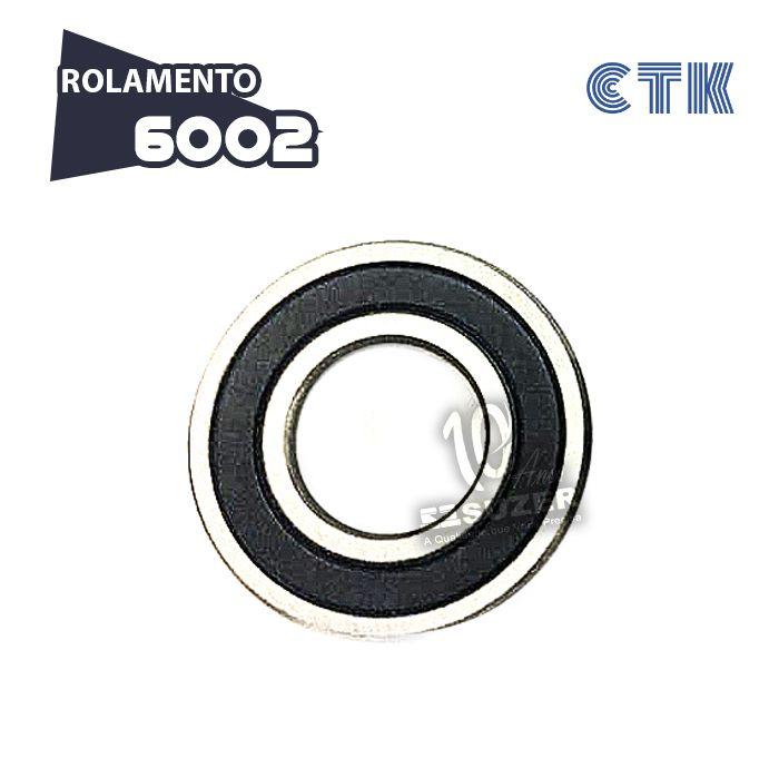 Rolamento 6002 C3 - CTK