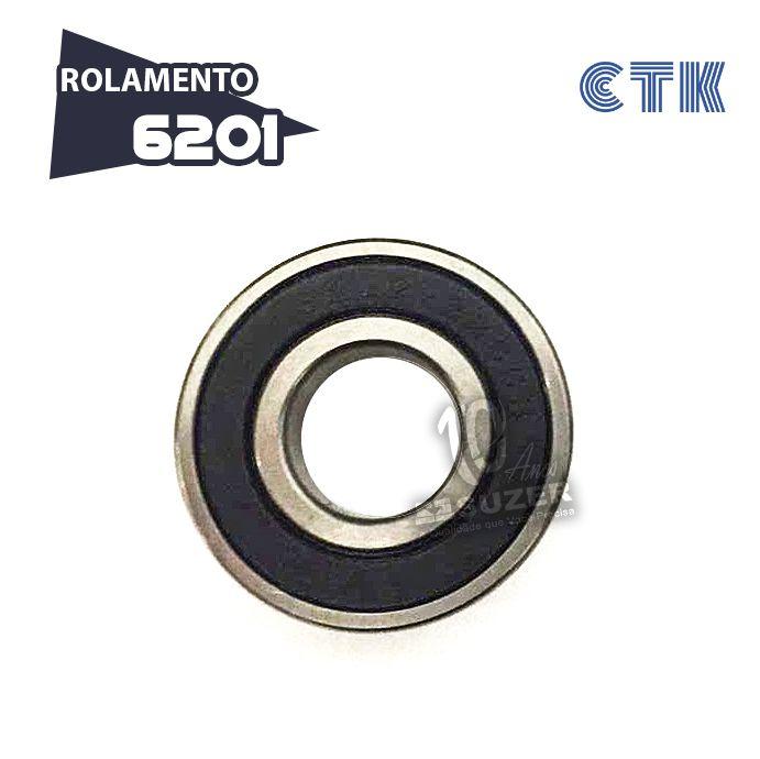 Rolamento 6201 C3 - CTK