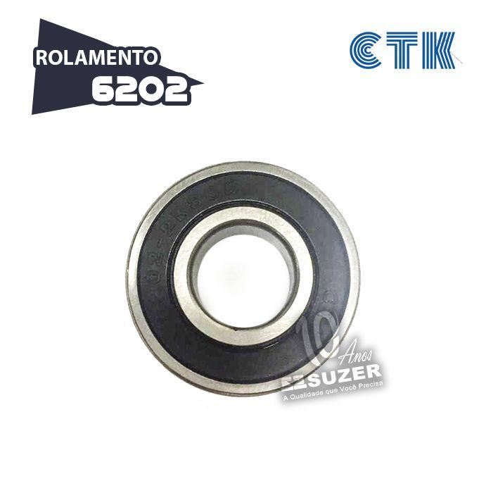 Rolamento 6202 C3 - CTK