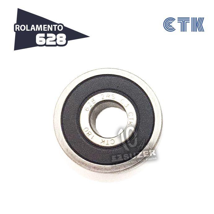 Rolamento 628 C3 - CTK