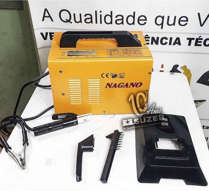 TRANSFORMADO DE SOLDA NAGNO NTM-250-2 250A 220V