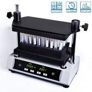 Agitador Tipo Vórtex Mixer com Plataforma para Multiplos Tubos - Modelo: BIO-DMT2500-IC