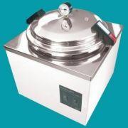 Autoclave Vertical de Bancada, 21 litros – Modelo: SIEGER 21L