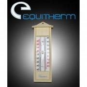 TERMÔMETRO DE MÁXIMA E MÍNIMA TIPO CAPELA -38°C a 50°C
