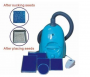 Dispositivo à vácuo para contagem, sucção e distribuição de sementes no curso da  germinação.  Modelo: ZLC-2000