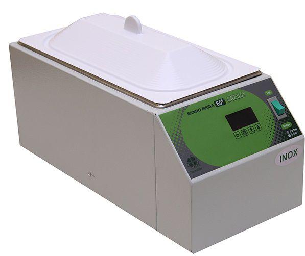 Banho Maria Microprocessado, Capacidade 5 Litros, Bivolt - Modelo: BM5.0 DM