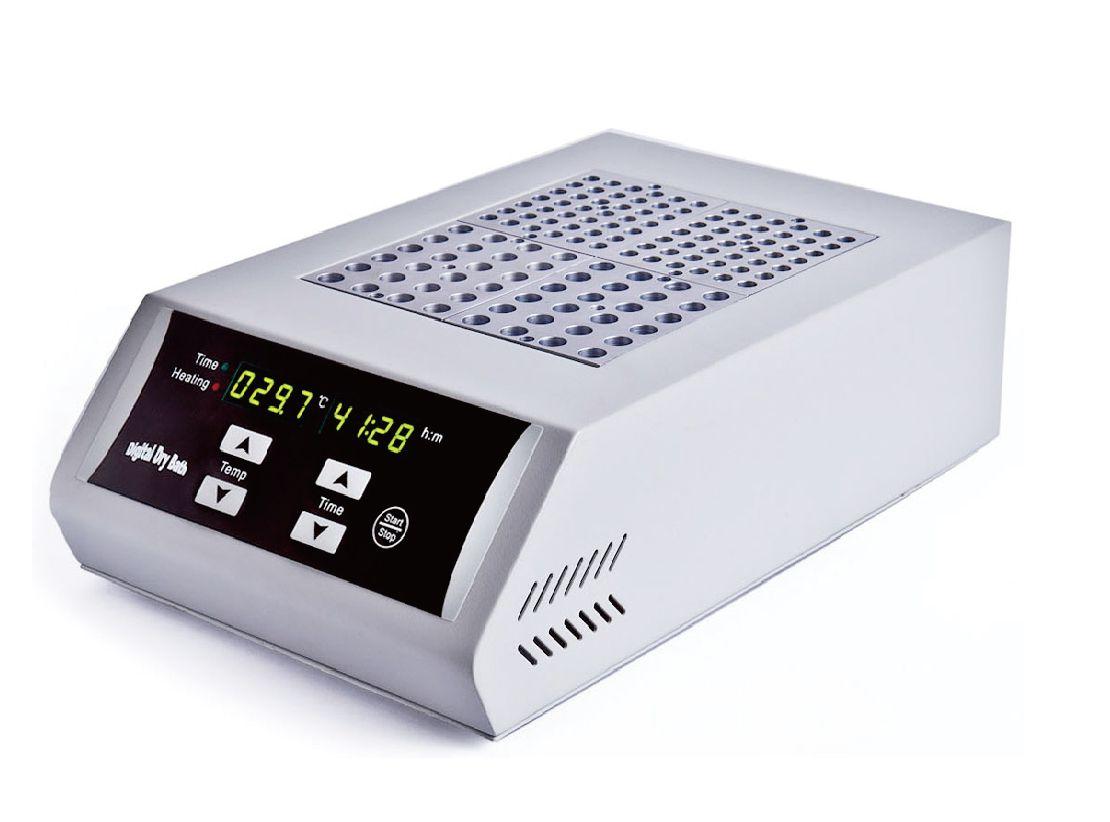 BANHO SECO DIGITAL, 120°C OU 150°C, COM TIMER, CAPACIDADE PARA 1, 2 OU 4 BLOCOS, ACEITA MICROPLACAS DE ELISA, CULTURA CELULAR, PCR, MICROTUBOS 0,2 ML A 2,0 ML, TUBOS DE 6 A 40 MMf.