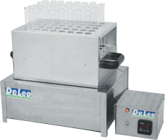 BLOCO DIGESTOR DIGITAL 450°C CAPACIDADE PARA 40 TUBOS DE 25 X 250 MM - 220V