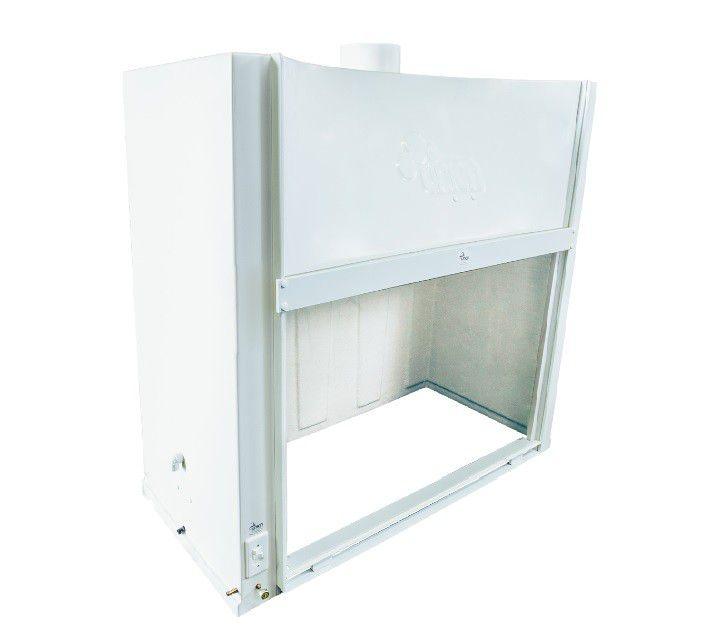 Capela de Exaustão, Capacidade de Exaustão de 25 m³/hr, Dimensões: 130 x 150 x 70 (AxLxP) 220V ? Modelo: CQU 1500