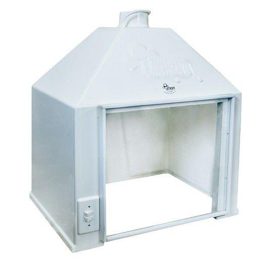 Capela de Exaustão, Capacidade de Exaustão de 7 m³/hr, Dimensões: 68 x 47 x 64 (AxLxP) 220V ? Modelo: CQU-640