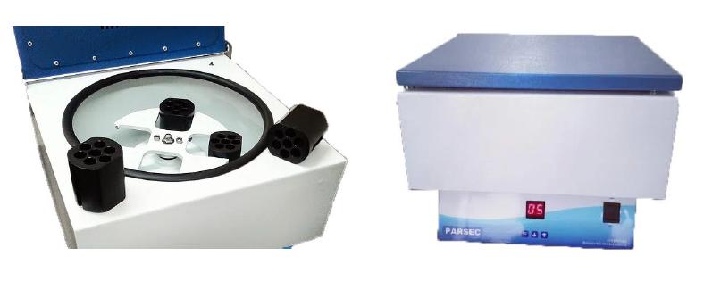 Centrífuga digital, velocidade variável 500-3.400 rpm, equipada com rotor horizontal para 16x15ml 20x15ml, 28x0,5ml e 4x50ml ? Modelo: CT0603