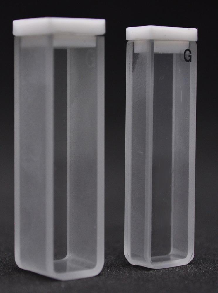 Cubeta de Vidro Óptico, 10,5ml