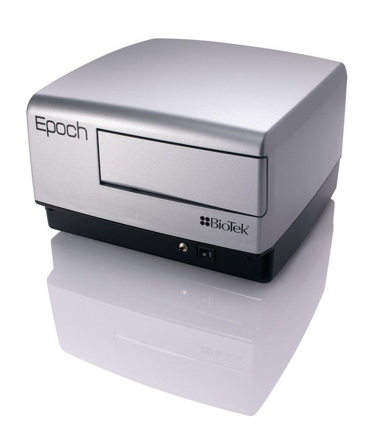 Espectrofotômetro com Absorbância UV-VIS 200 a 999nm, para Microplacas 6 a 384 Poços - Modelo: EPOCH