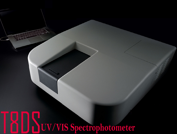 Espectrofotômetro UV-Vis T8DS Double Beam