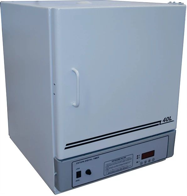 Estufa de Cultura Bacteriológica, Temperatura de 5° à 70°C, Interior em Inox, Controlador Digital de Timer e Temperatura, Disponíveis de 11 a 280 Litros – Modelo: SSBI