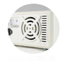 Fonte de Eletroforese Digital - 600V/200MA/120W, 2 saídas, 110/220Volts ? Modelo: 600STD BASIC