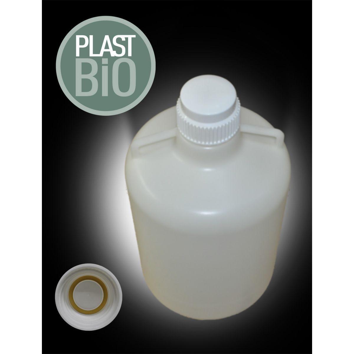 Garrafão Plástico sem Torneira, Cilíndrico