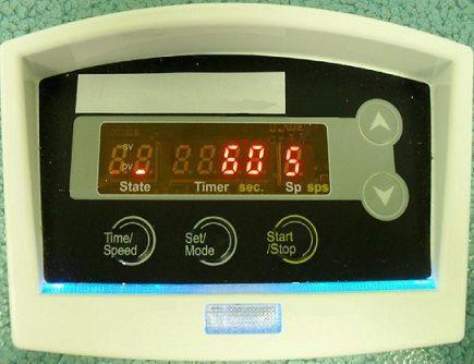 Stomacher Homogeneizador Digital, para Analises microbiológicas de Amostra Solidas, Velocidade Regulável com Timer ? Modelo: ST-400