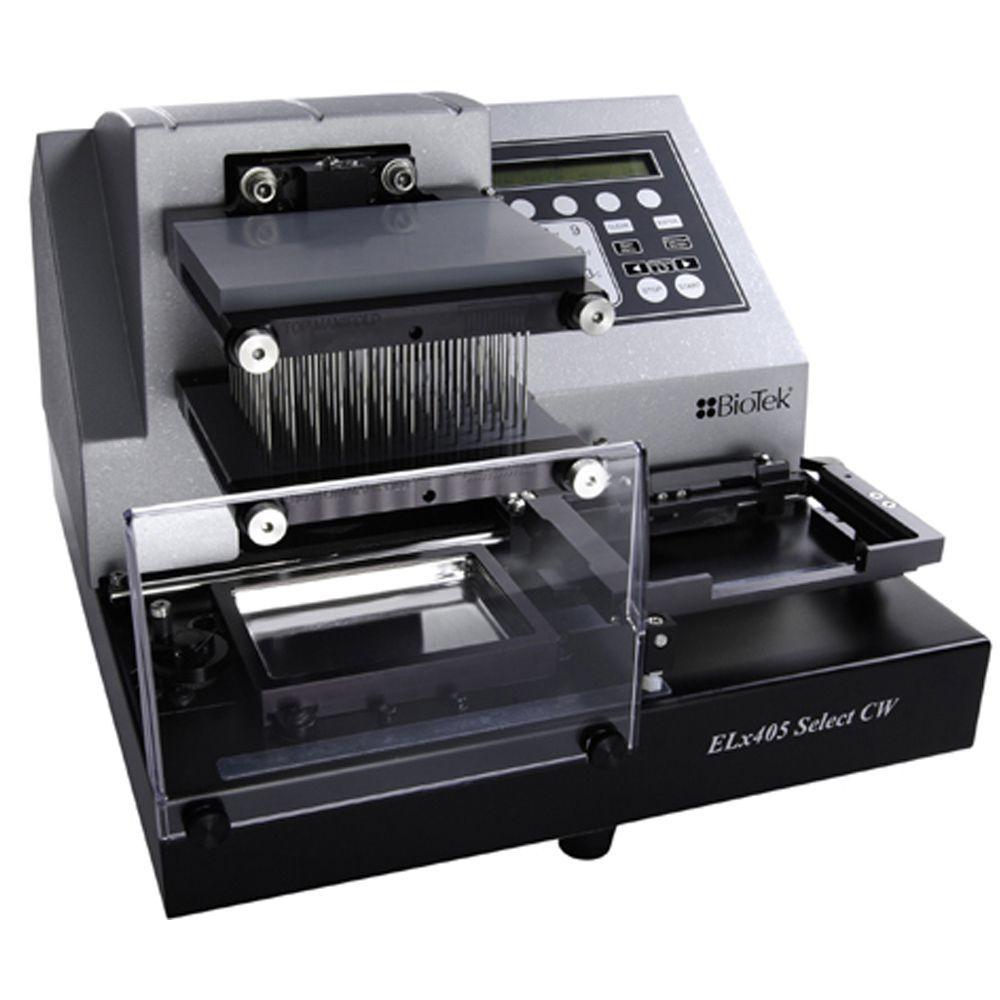 Lavadora de Microplacas Programável pelo Usuário e Apropriada Para Todos os Ensaios - Modelo: ELX405UD