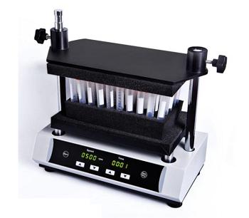 Macro agitador vortex de múltiplas plataformas com capacidade para aceitar grande quantidade de microtubos, microplacas e macrotubos ? Modelo BIO-DMT2500