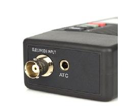 Medidor de PH Digital Portátil, Modelo PH221 - Sem Sonda e Eletrodo - Modelo: PH-221