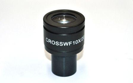 OCULAR RETICULADA-CRUZ WF10X/20, PARA USO COM MICROSCÓPIOS BIOVAL L2000I
