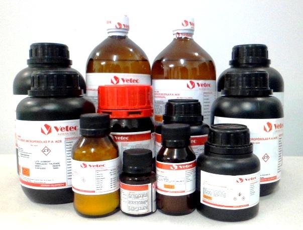 Oxido de Lantânio P.A., Frasco 100 Gramas - Modelo: V000324-100G