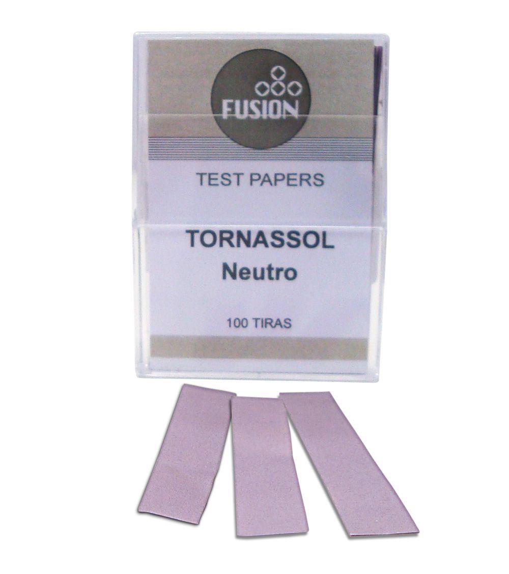 Papel De Tornassol, Indicador De PH, Qualitativo, Neutro - Modelo: QT-NEUTRAL